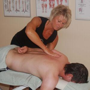 Djupgående massage