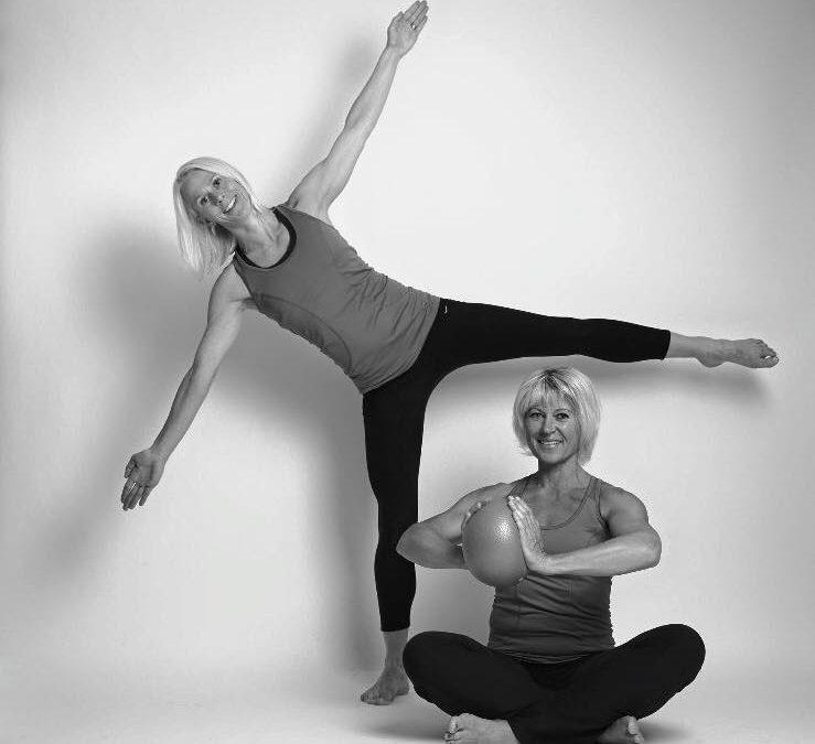 Vårtermin Pilates startar v.4
